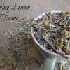 Soothing Lemon Tisane