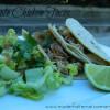 Simple Chicken Tacos