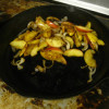 Fried Apples and Onions {Cooking Through Little House}