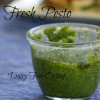 Pesto (Dairy Free Option)