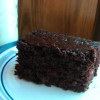 Grandma's Chocolate Mayonnaise Cake