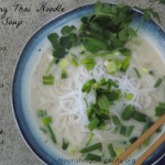 Nourishing Thai Noodle Soup
