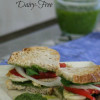 Pesto Chicken Sandwich {Dairy-Free}