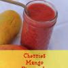Cherry Mango Water Kefir Smoothie