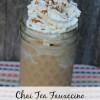 Chai Tea Fauxccino