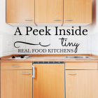 How to Cook Real Food without a Real Kitchen