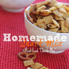 Real Food Homemade Snack Mix