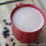Frothy Peppermint Mocha {Nutrient Dense}