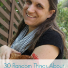 30 Random Things About Katie Mae