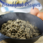 70+ Real Food Breakfast Recipes