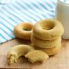 Baked Paleo Cake Doughnuts