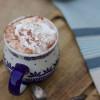 Creamy Peanut Butter Hot Cocoa