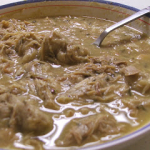 Nourishing Turkey and Dumplings