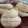 Whole Wheat Hot Rolls