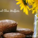 Coconut Chai Muffins