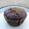 Mexican Chocolate Sourdough Cupcakes