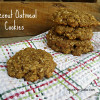 Coconut Oatmeal Cookies, the Real Food Way