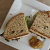 Tandoori Chicken Sandwich With Mango Chutney
