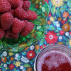 Marilla's Raspberry Cordial