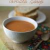 Creamy Nourishing Tomato Soup