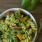 Fresh Pesto Pasta Salad