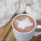 Creamy Lavender Hot Cocoa