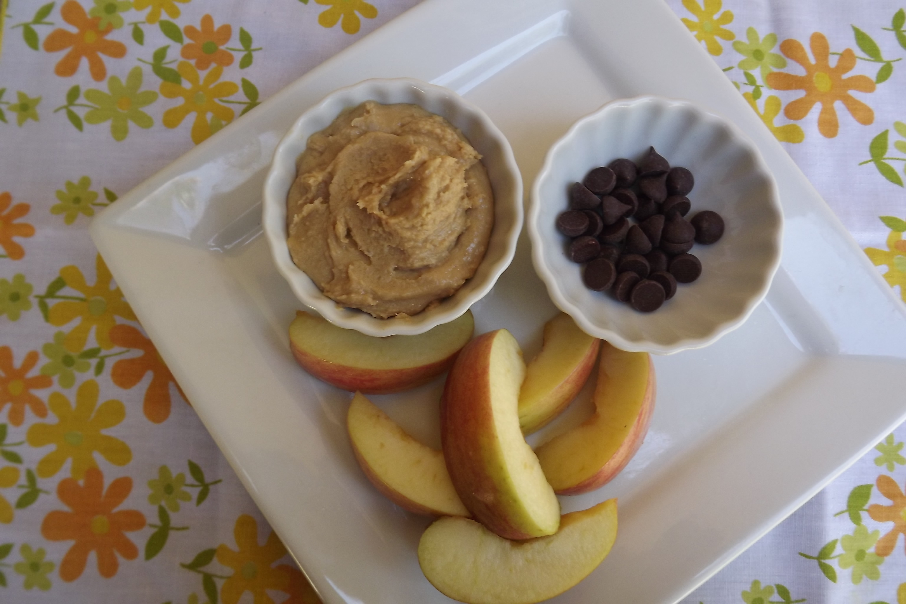 Honey Sweetned Nut Butter Dip