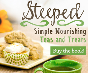 Steeped Button 300x250