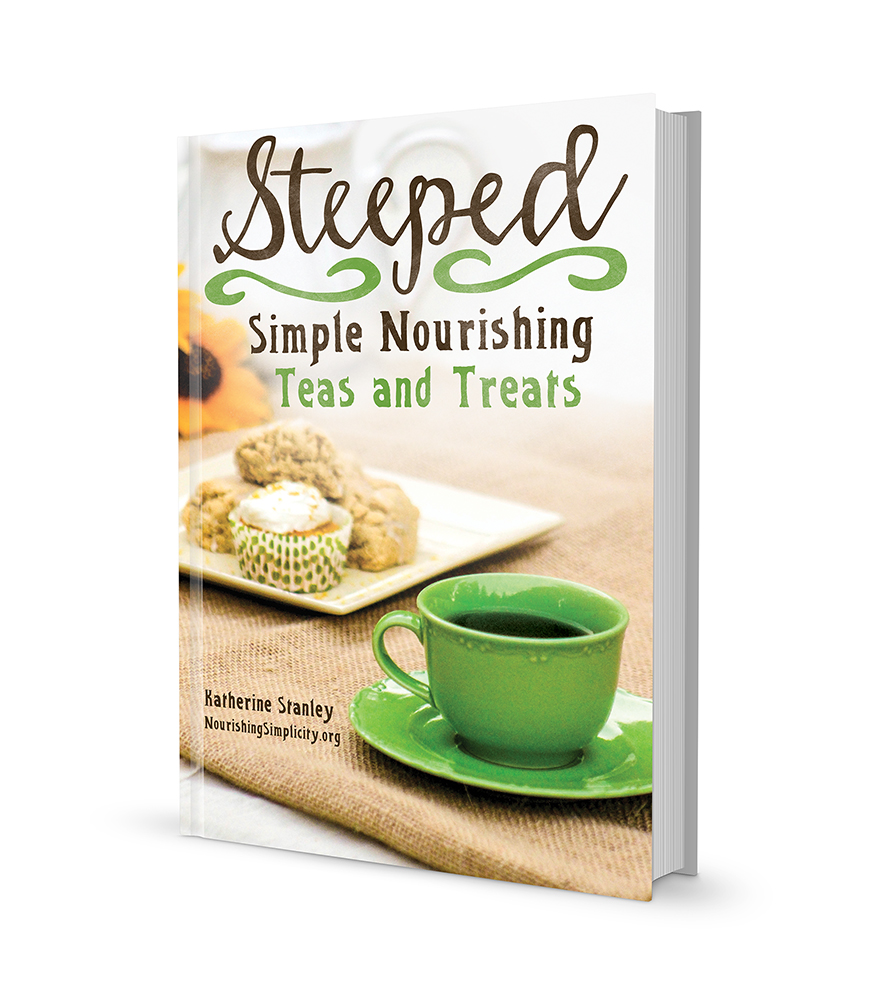 Steeped: Simple Nourishing Teas and Treats