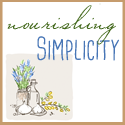 Grab button for Nourishing Simplicity