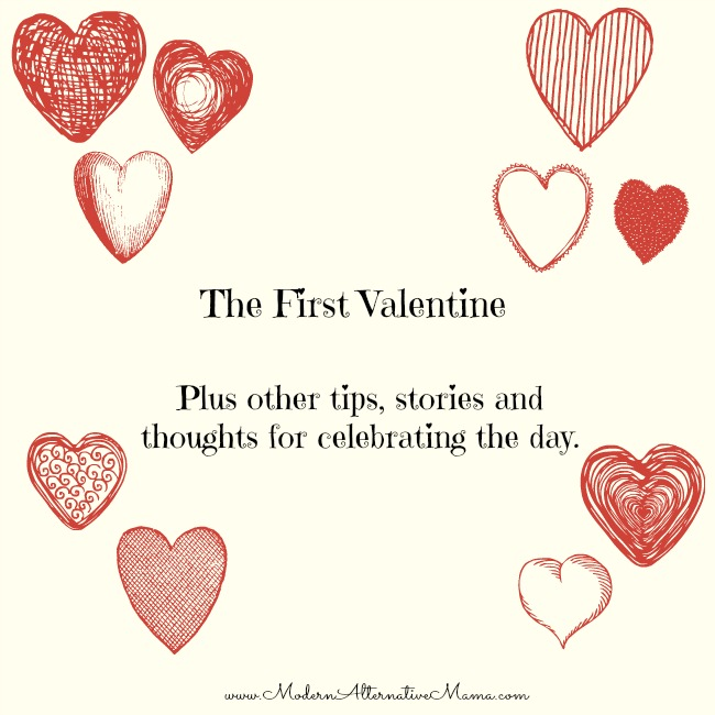 the first valentine {plus other tips, stories and thoughts for, Ideas
