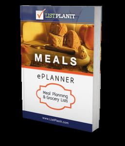 Meals-ePlanner