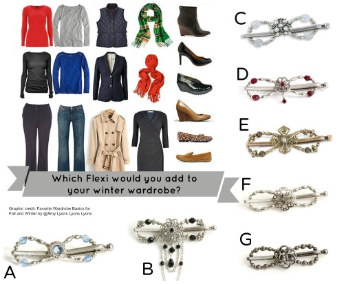 Which Flexi would you add to your winter wardrobe?