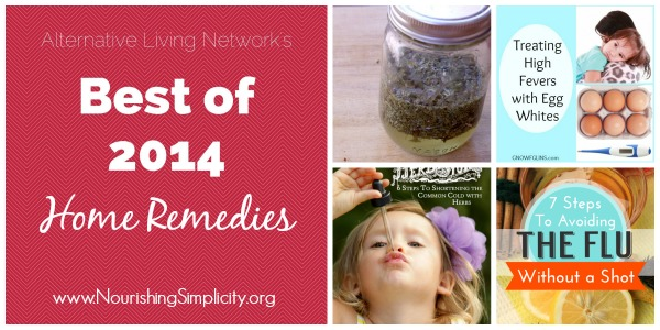 Best Home Remedies of 2014