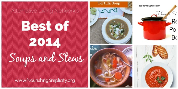 Best of 2014 Soups and Stews- www.nourishingsimplicity.org