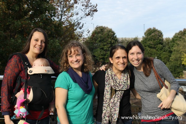 Some of my homemaking mentors and friends. Who are also authors in the Bundle!