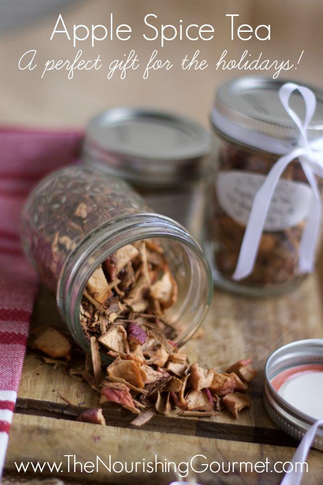 Apple Spice Tea-www.nourishingsimplicity.org
