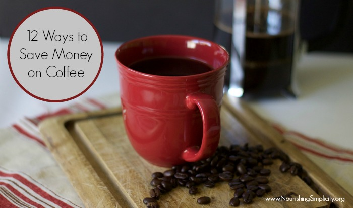 12 Ways to Save Money on Coffee 2