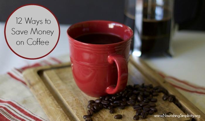 12 Ways to Save Money on Coffee 2