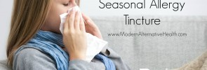Seasonal Allergy Tincture-www.nourishingsimplicity.org
