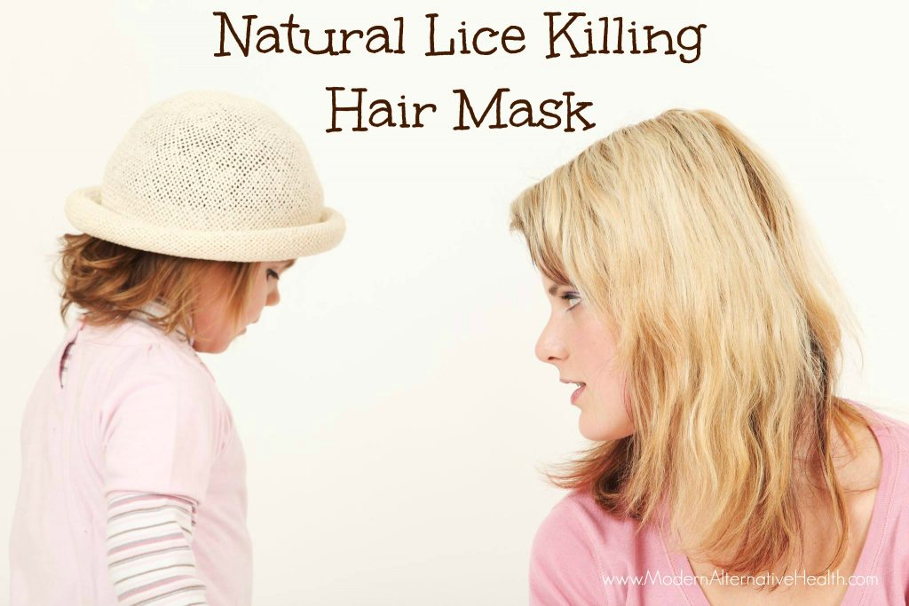 Natural Lice Killing Hair Mask-www.nourishingsimplicity.org