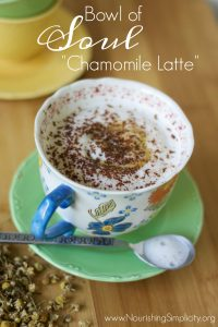Bowl of Soul (Chamomile Latte)-www.nourishingsimplicity.org