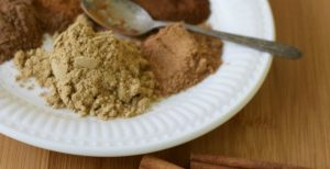 Easy DIY Pumpkin Pie Spice Blend- www.nourishingsimplicity.org