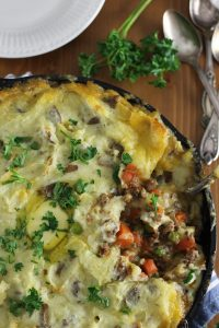 Simple Cottage Pie- www.nourishingsimplicity.org