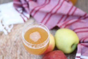 How to Make Naturally Fermented Sparkling Cider